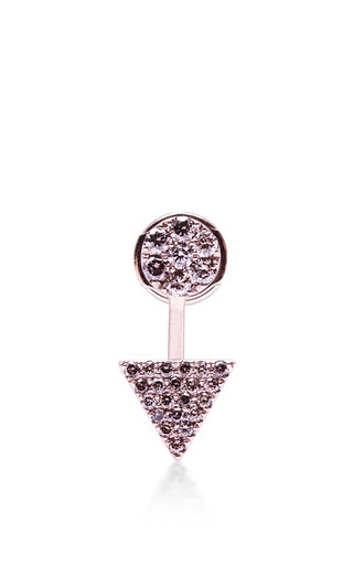 Mystic muse earring by ELISE DRAY Preorder Now on Moda Operandi
