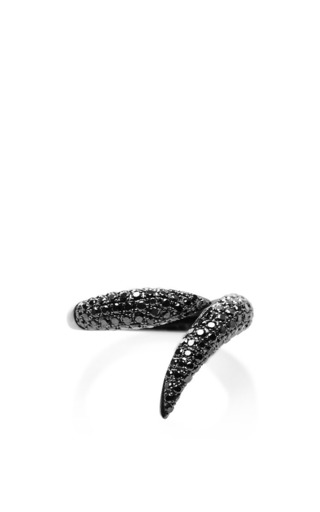 Siam ring by ELISE DRAY Preorder Now on Moda Operandi