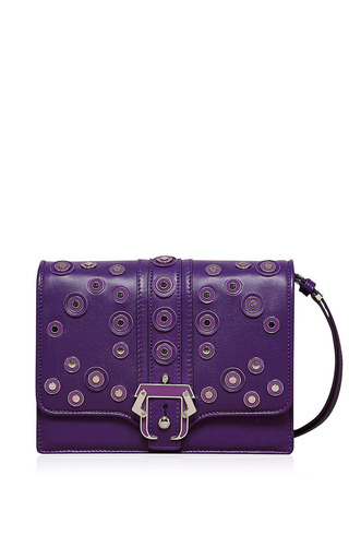 Tatiana Detailed Shoulder Bag by Paula Cademartori for Preorder on Moda Operandi