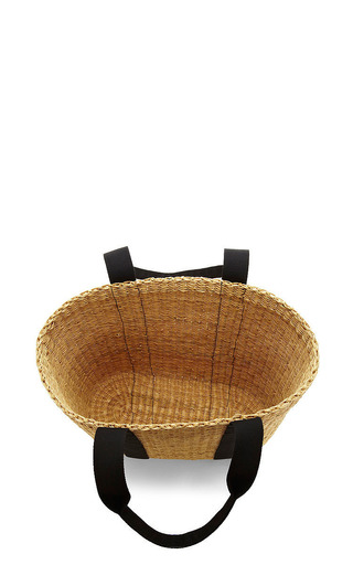 Muun - Caba Large Straw Bag