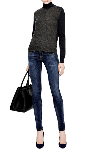 Skinny Mid-Rise Jeans by R13 Now Available on Moda Operandi