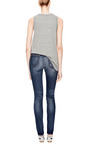 Current/Elliott - The High Waist Skinny Jeans