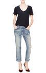 Current/Elliott - The Fling Distressed Boyfriend Jeans