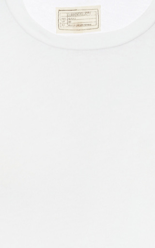 The Freshman Cotton T-Shirt by Current/Elliott Now Available on Moda Operandi
