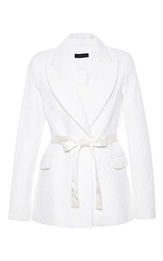 Quarry stretch-cotton jacquard blazer by ELLERY Available Now on Moda Operandi