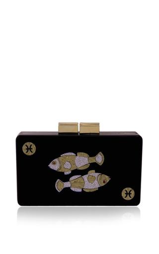 Pisces clutch by URANIA GAZELLI for Preorder on Moda Operandi