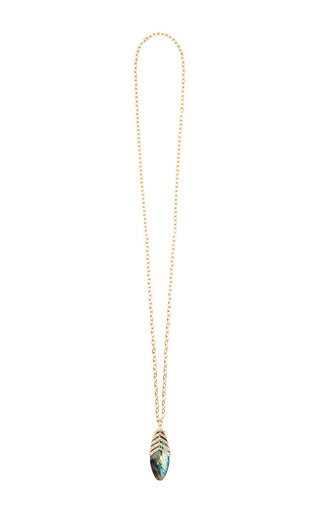Ribcage Necklace by Maiyet for Preorder on Moda Operandi