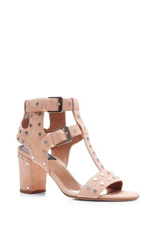 Helie studded sandals by LAURENCE DACADE Available Now on Moda Operandi