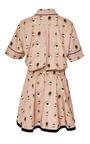 Alberta Dress In Poppy Print by No. 21 for Preorder on Moda Operandi