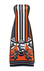 Athenian Vase Printed Neoprene Dress by Clover Canyon Now Available on Moda Operandi