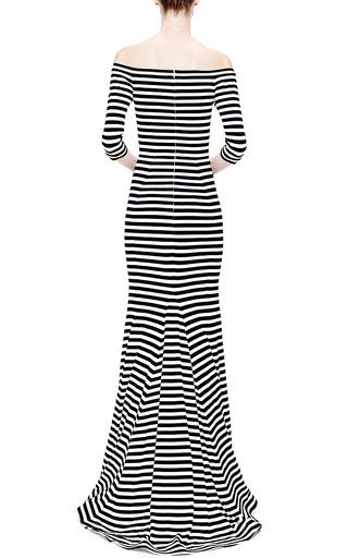 Natasha Zinko - Maxi Striped Dress