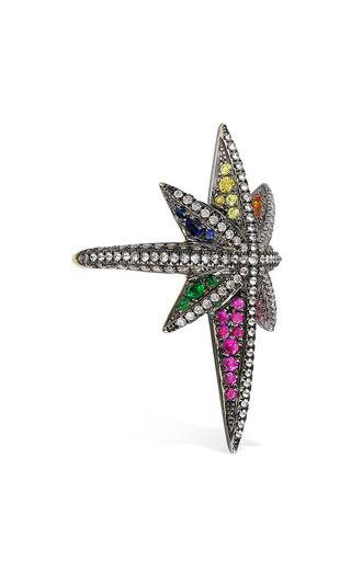 Multi Stone Venyx Star Ring by Venyx for Preorder on Moda Operandi