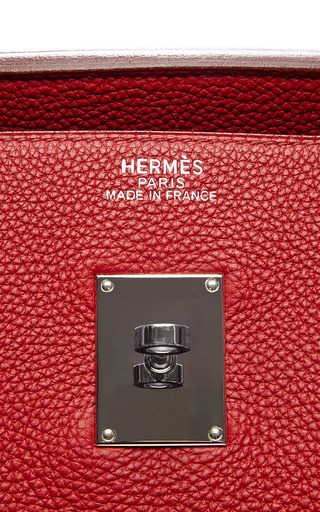 Heritage Auctions Special Collection - Hermes 50Cm Rouge Garance Togo Birkin