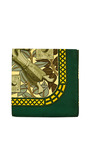 Hermes 90Cm Tresor Royal Du Benin Silk Scarf by Heritage Auctions Special Collection for Preorder on Moda Operandi