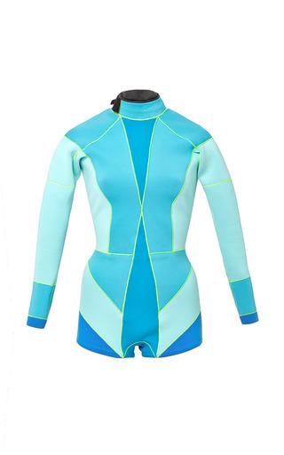 Cynthia rowley colorblock wetsuit by CYNTHIA ROWLEY Preorder Now on Moda Operandi