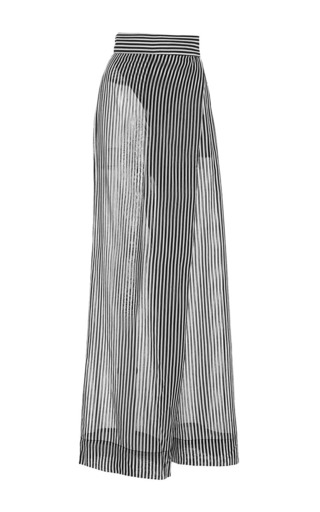 Osklen - Osklen Striped Trousers