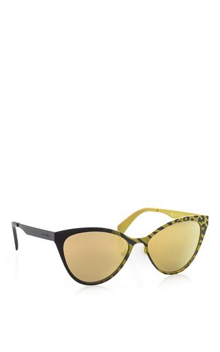 Italia independent thermic frame sunglasses by ITALIA INDEPENDENT Preorder Now on Moda Operandi