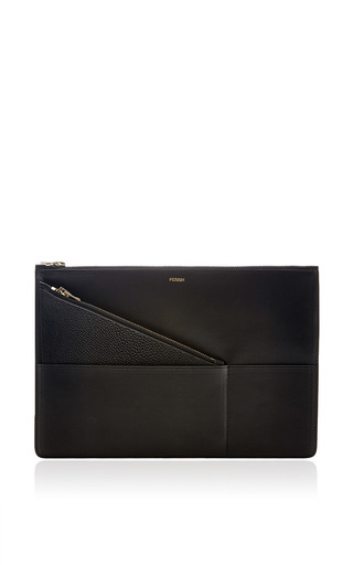 Perrin paris envelope clutch by PERRIN PARIS Preorder Now on Moda Operandi
