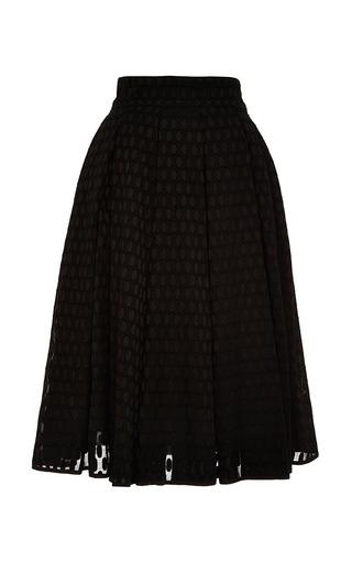 Burundi skirt by LENA HOSCHEK Preorder Now on Moda Operandi