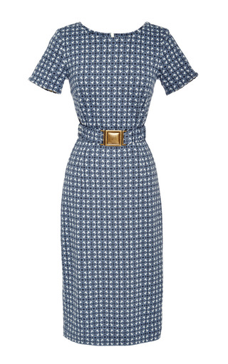 Cape town dress by LENA HOSCHEK Preorder Now on Moda Operandi