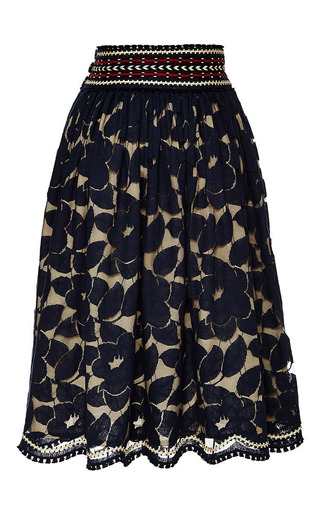 Tschad Skirt by Lena Hoschek for Preorder on Moda Operandi