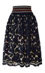 Tschad Skirt by Lena Hoschek for Preorder on Moda Operandi