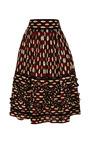 Zimbabwe Skirt by Lena Hoschek for Preorder on Moda Operandi