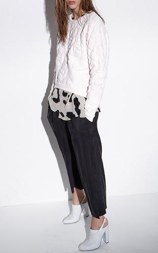 Abbey Jumper by Lala Berlin for Preorder on Moda Operandi