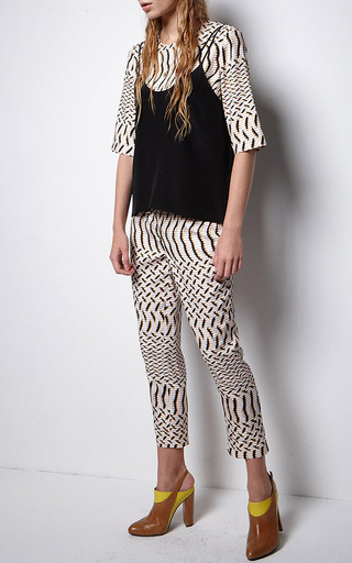 Odiele Top by Lala Berlin for Preorder on Moda Operandi