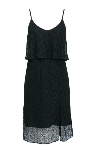 Martha Lace Dress by Lala Berlin for Preorder on Moda Operandi