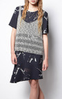 Abiah Dunes Dress by Lala Berlin for Preorder on Moda Operandi