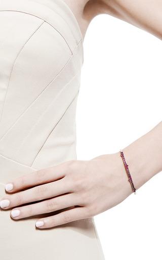 Ruby Thorn Cuff by Sylva & Cie for Preorder on Moda Operandi