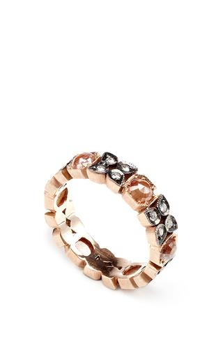 Multi Cut Diamond Ring by SYLVA & CIE for Preorder on Moda Operandi
