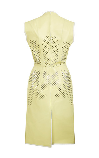 Pollen Dress by Ioana Ciolacu for Preorder on Moda Operandi