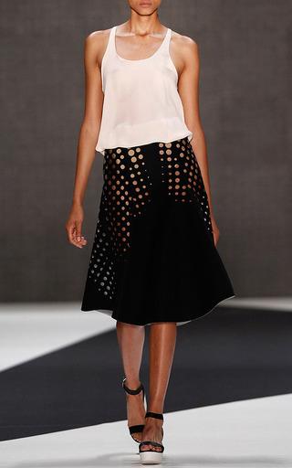 Catch Tank Top by Ioana Ciolacu for Preorder on Moda Operandi