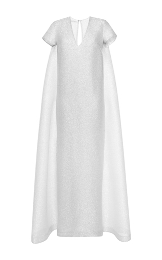 Milly sparkle long dress by EMILIA WICKSTEAD Available Now on Moda Operandi