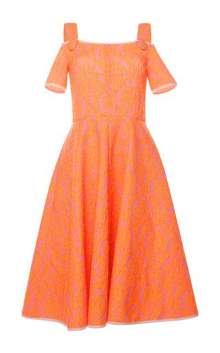 Brocade anili dress by VIVETTA Now Available on Moda Operandi