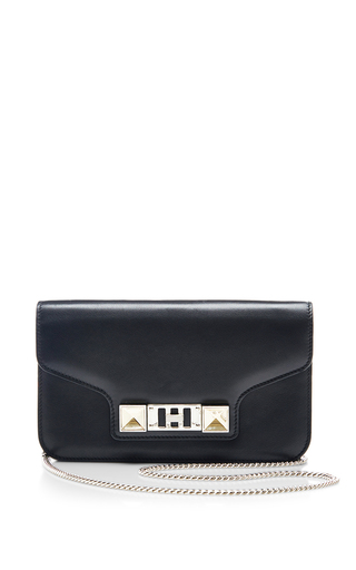 Ps11 leather chain wallet by PROENZA SCHOULER Available Now on Moda Operandi