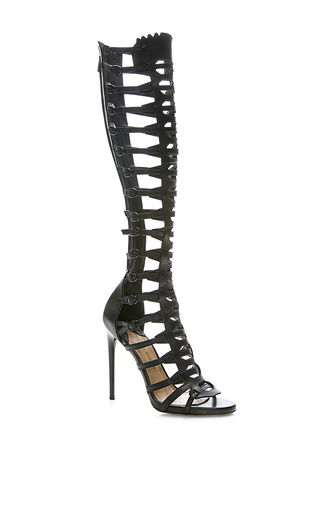 Athena high heel gladiator sandals by PAUL ANDREW Available Now on Moda Operandi