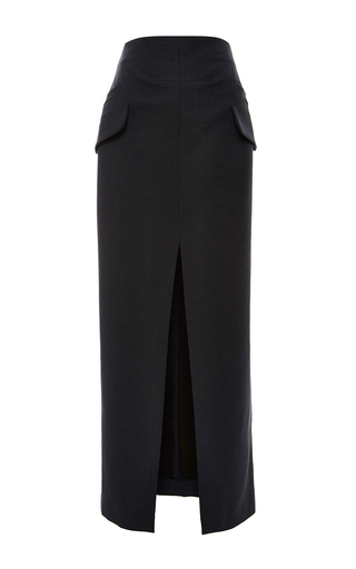 Opaque long pencil skirt by ELLERY Available Now on Moda Operandi