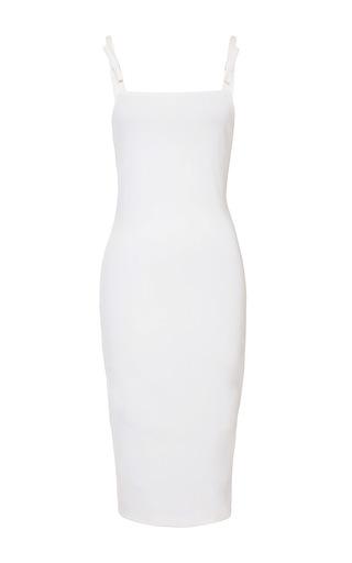 Tailor bow slip sheath dress by KATIE ERMILIO Available Now on Moda Operandi