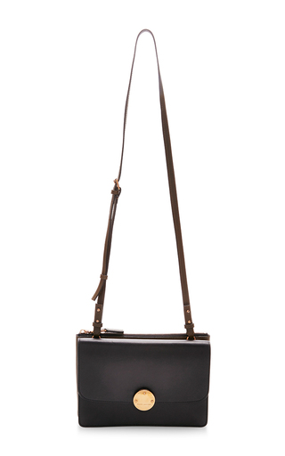 Party girl crossbody bag in black/army by MARC JACOBS Available Now on Moda Operandi
