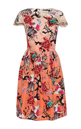 Printed julianne dress by MARY KATRANTZOU Available Now on Moda Operandi