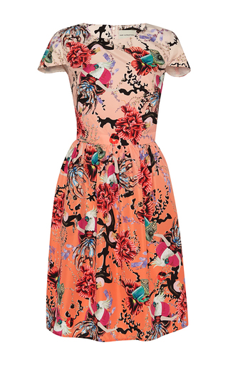 Printed julianne dress by MARY KATRANTZOU Available Now on Moda Operandi