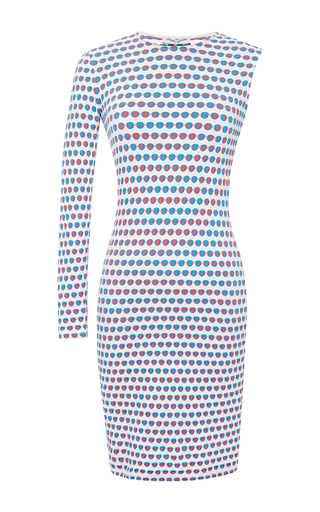 Cabana jersey printed one-sleeve dress by OPENING CEREMONY Available Now on Moda Operandi