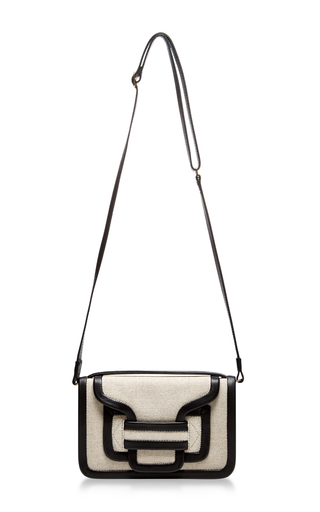 Alpha contrast bag by PIERRE HARDY Available Now on Moda Operandi
