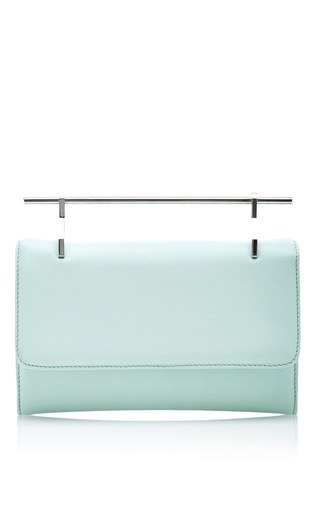 Fabricca cross body leather bag by M2MALLETIER Now Available on Moda Operandi