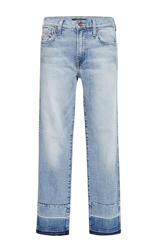 Olivia high-rise jeans by GENETIC LOS ANGELES Available Now on Moda Operandi