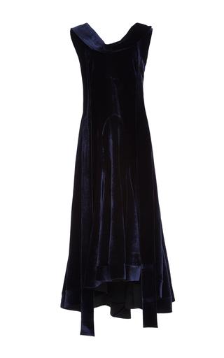 Chuck berry v neck strappy dress  by ELLERY Available Now on Moda Operandi