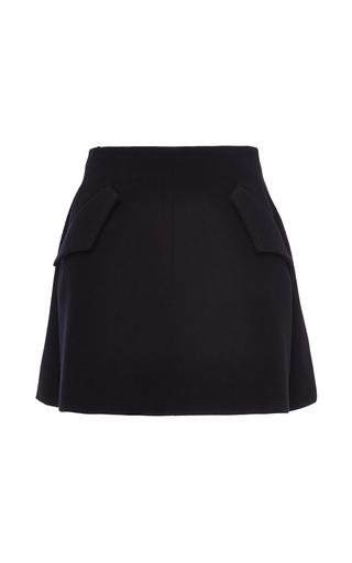 Neoclassicist high mini skirt   by ELLERY Available Now on Moda Operandi